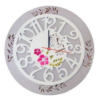 Reloj de pared original redondo