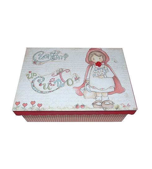 Caja de Caperucita Roja 2
