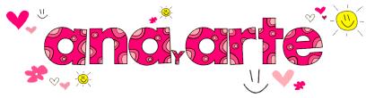 Logotipo Ana y Arte