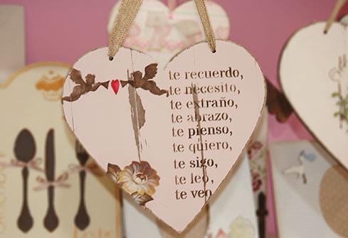 Corazón para regalar a tu pareja