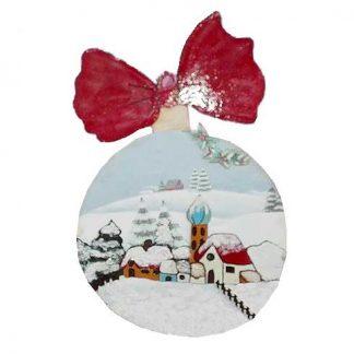 Bola de Navidad para colgar