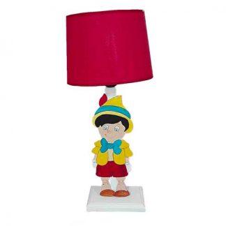 Lámpara de Pinocho