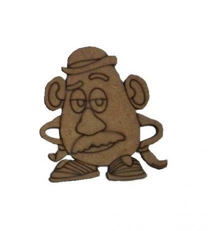 """Silueta Mr. Potato """"Toy Story"""""""