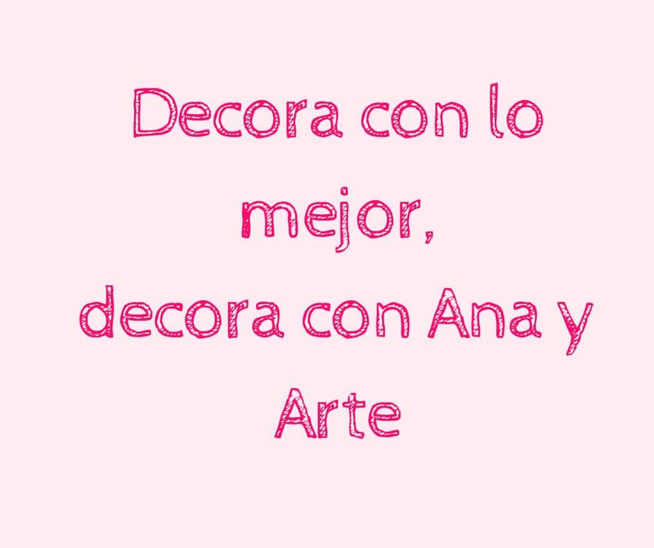Ana y Arte
