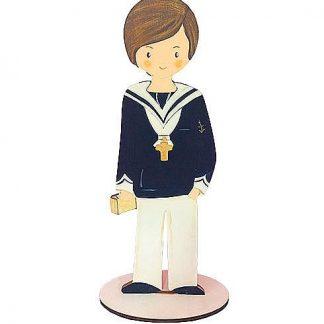 Muñeco marinero para comunión