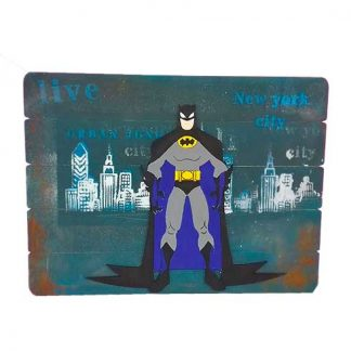 Cuadro de Batman