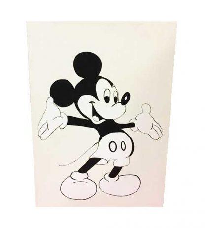 Lienzo de Mickey Mouse