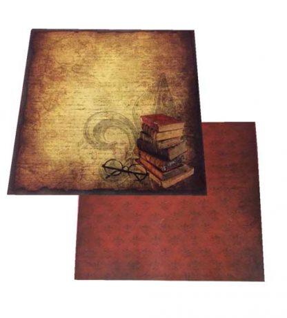 Papeles scrapbooking Harry Potter