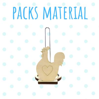 Packs material manualidades