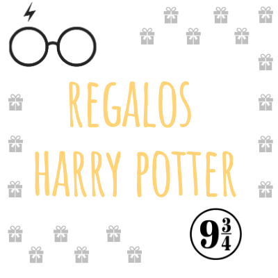 Regalos originales Harry Potter